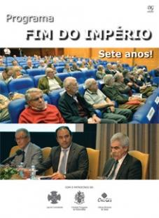 Tertúlia/Colecção FIM DO IMPÉRIO - 7.º aniversário