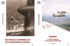 HISTÓRIAS E MEMÓRIAS DE UM MARINHEIRO-AVIADOR + KINDA (edição geminada)